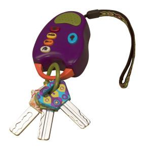 צעצוע מפתחות עם שלט