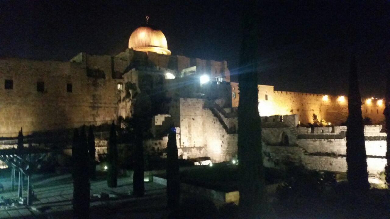 אני ירושלים והרובע היהודי