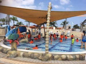 עולם הילדים הפארק המים ימית 2000