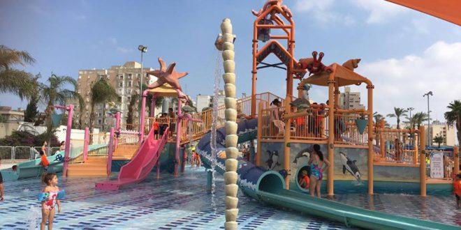 פארק המים ימית 2000 - אטרקציה לכל המשפחה