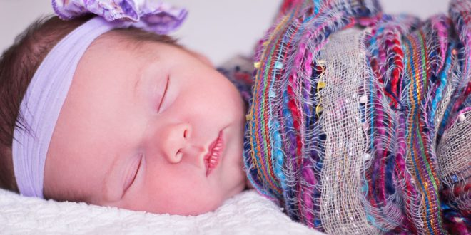 תינוק ישן בשלשה שלבים פשוטים